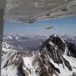 Savannah ADV flies across the Alps